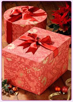 Картинки подарочные коробки